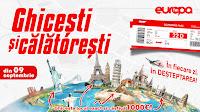 Castiga 1000 de EURO - concurs - ghicesti - calatoresti - europafm - castiga.net