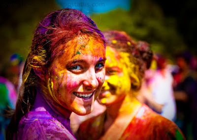 100 Incredible Happy Holi Status in Hindi | Holi Wishes Quotes Words
