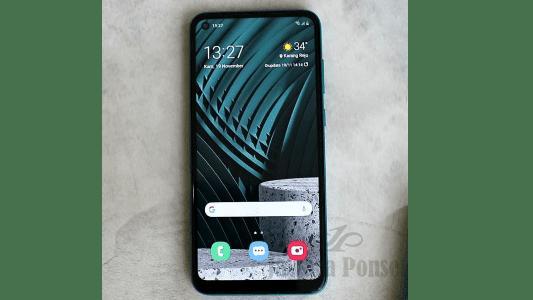 HP 1 Jutaan Samsung Galaxy M11