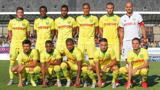 Fransa 1. ligi şampiyonları FC Nantes - Kurgu Gücü