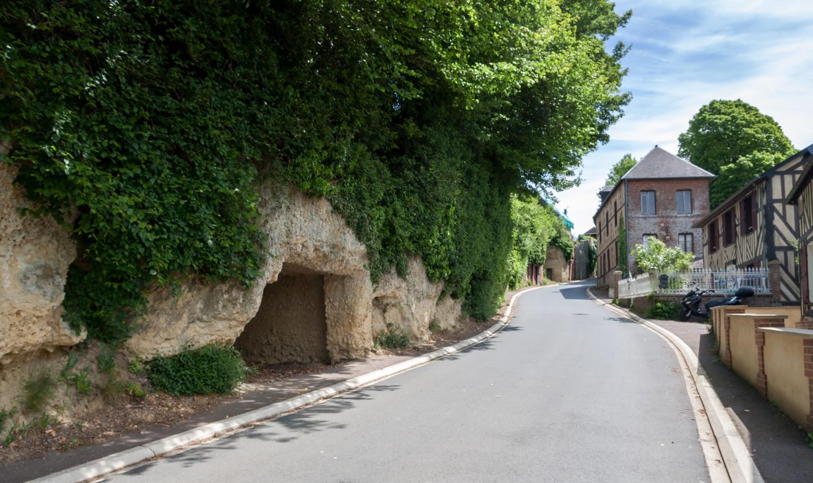 crouttes pays d'auge normandie