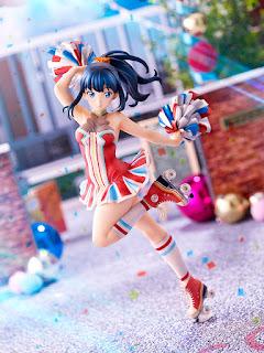 Rikka Takarada y Akane Shinjou Cheerleader