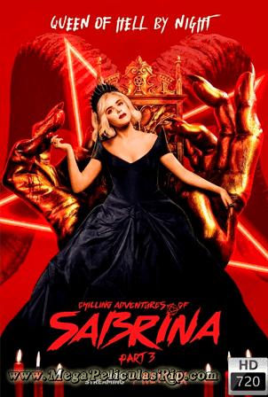 El Mundo Oculto De Sabrina Temporada 3 [720p] [Latino-Ingles] [MEGA]