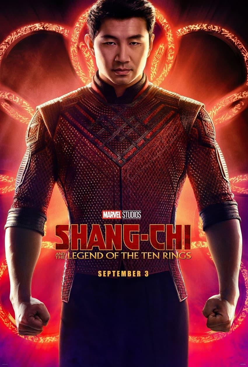 «Шан-Чи и легенда десяти колец» - Постер