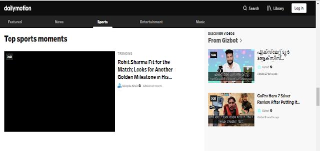 Alternatives of youtube