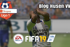 FIFA 14 MOD SHOPEE LIGA 1  Indonesia 2019 APK+DATA OBB