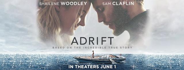 فيلم انجراف Adrift.. قصة حقيقية حول مغامرة في ظلمات المحيط الهادئ ستكسر قلبك