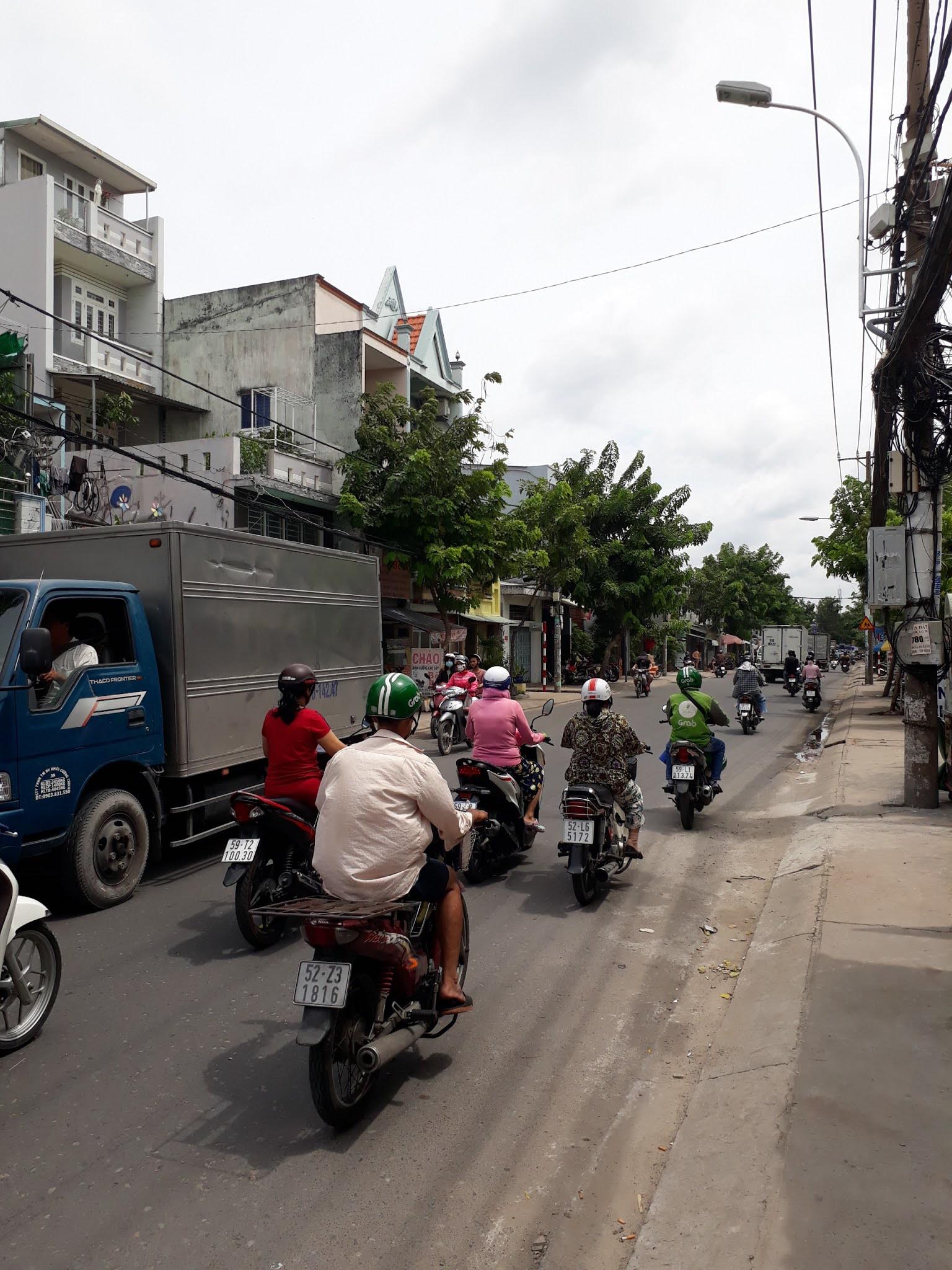 Bán nhà mặt tiền đường Phạm Thế Hiển Quận 8 giá rẻ 2020