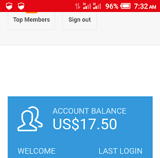 Star-click payment proof