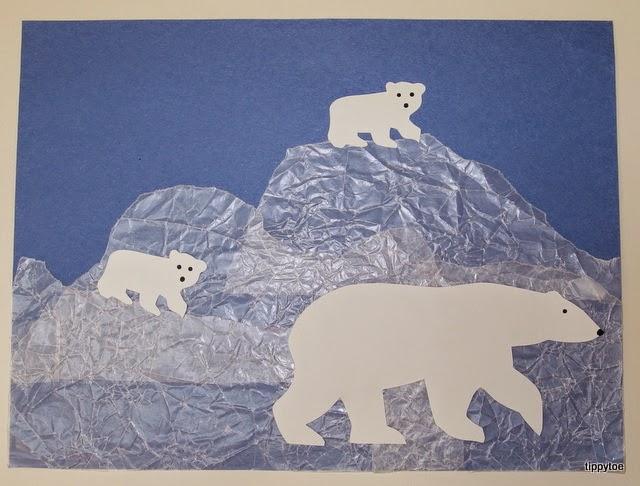 Tippytoe Crafts: Polar Animal Crafts