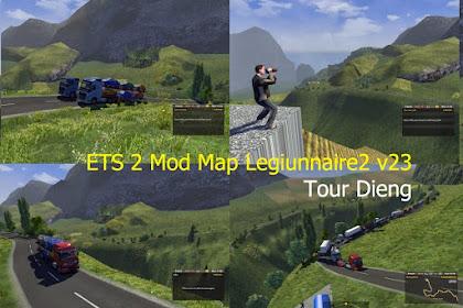 Map Legiunnaire2 V64 - ETS2 V1.34