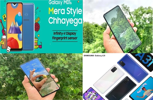 Samsung Cheapest Smartphone Price Cut Up To 1500 Rupees Of Samsung Galaxy A71 To Galaxy A51 To Galaxy A31 To Galaxy A21s To Galaxy M01s To Galaxy M01 Core