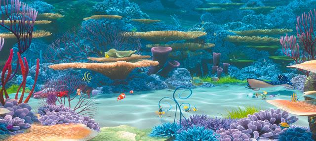 Ο βυθός είναι πολύπλοκος 10 Πράγματα που Δεν Ξέρατε για την Ταινία Finding Nemo (2003) της Pixar