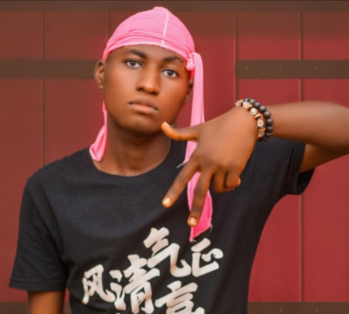 I WILL QUIT MUSIC-Benue fast rising rapper B.O.S