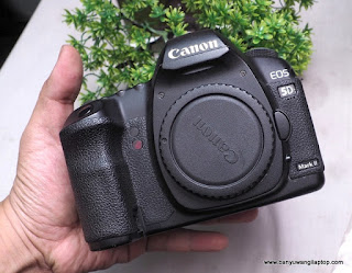 Jual Canon EOS 5D Mark II Body Only Bekas Banyuwangi