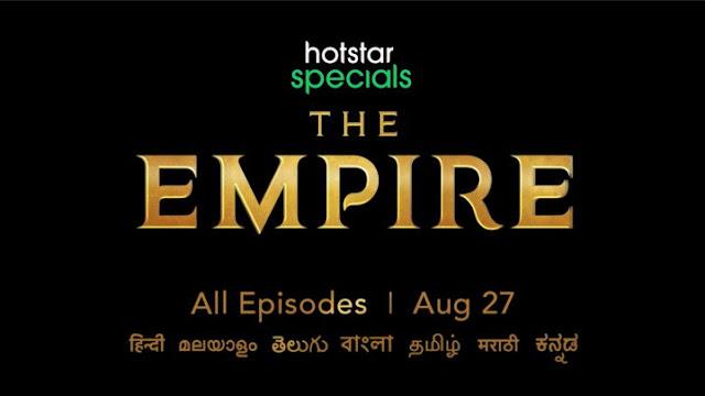 The Empire Disney+ Hotstar Language