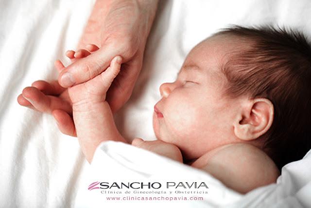 Canastilla parto hospital para mamá y bebé