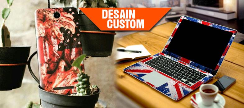Custom Skin Laptop Malang Terpercaya