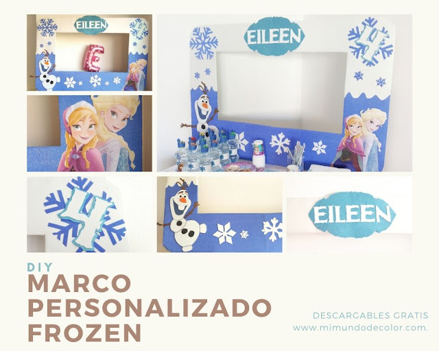ideas fiesta frozen barato