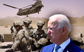 'It's time to end America's longest war' - Biden announces troops will leave Afghanistan 20 years after World Trade Center bombing