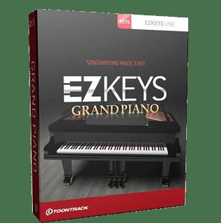 Serial EZkeys Grand Piano