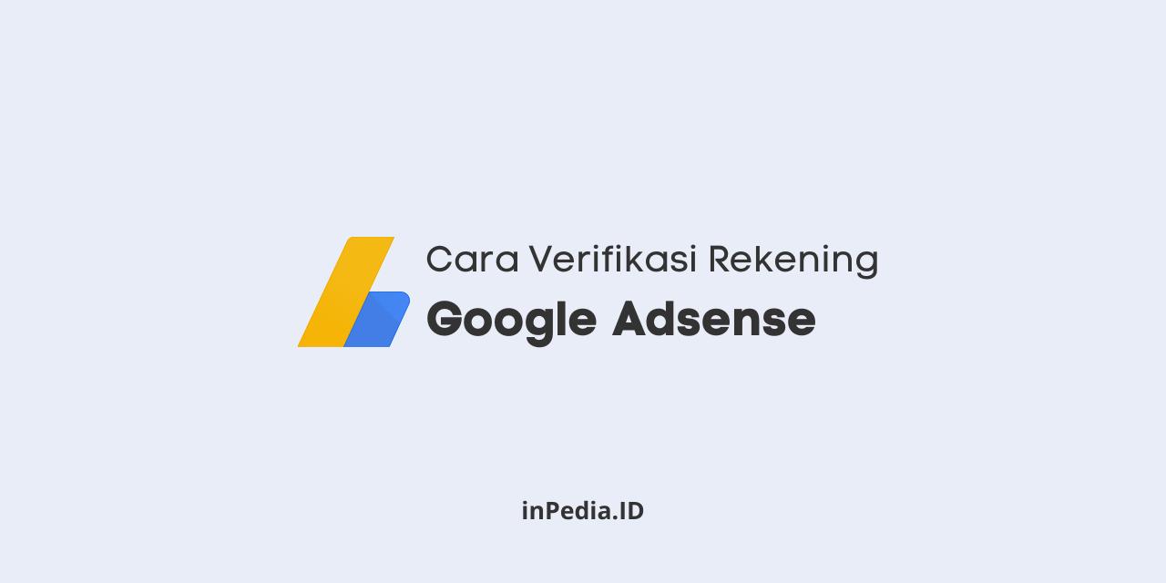 cara verifikasi rekening adsense, cara verifikasi bank adsense, cara verifikasi pembayaran adsense