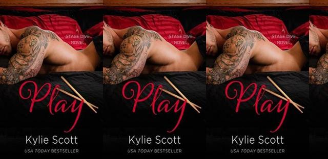 Play - livro #2 da série Stage Dive | Kylie Scott @univdoslivros