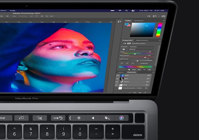 Photoshop per Mac M1