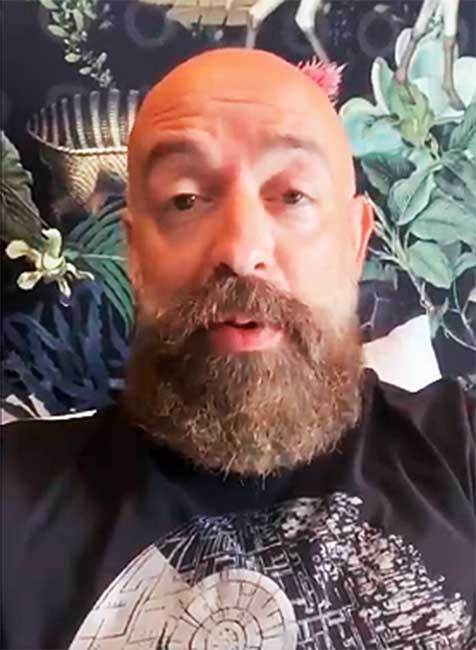 Goyo Jiménez habla sobre suspensión de su actuación en Las Palmas de Gran Canaria