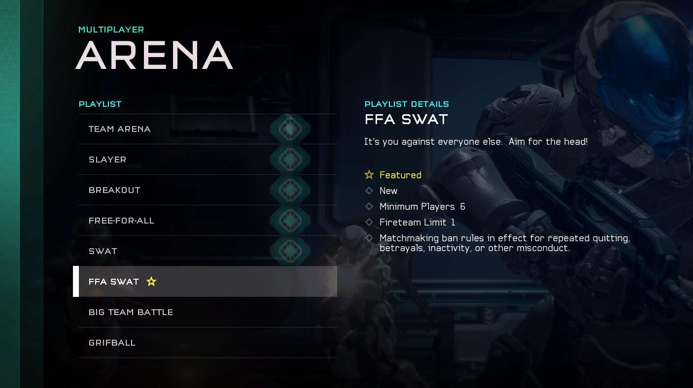 Halo matchmaking SWAT som dejtar Bradley Cooper