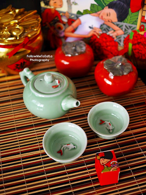 Purple Cane 紫藤 Offers Chinese New Year Heart Warming Hampers & Tea Gift Sets 2021