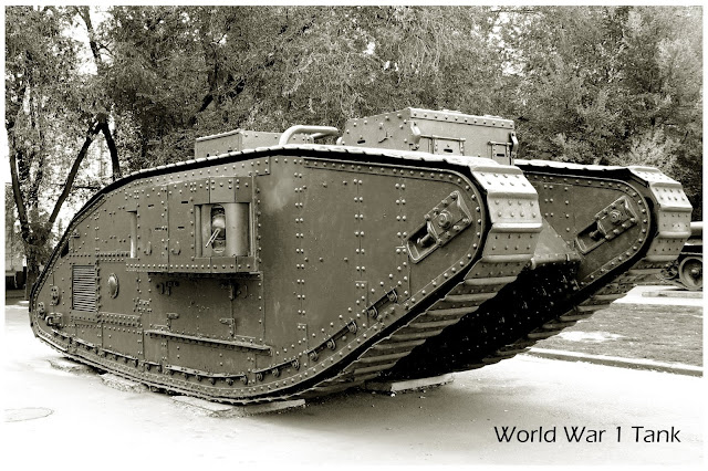World War 1 Tanks