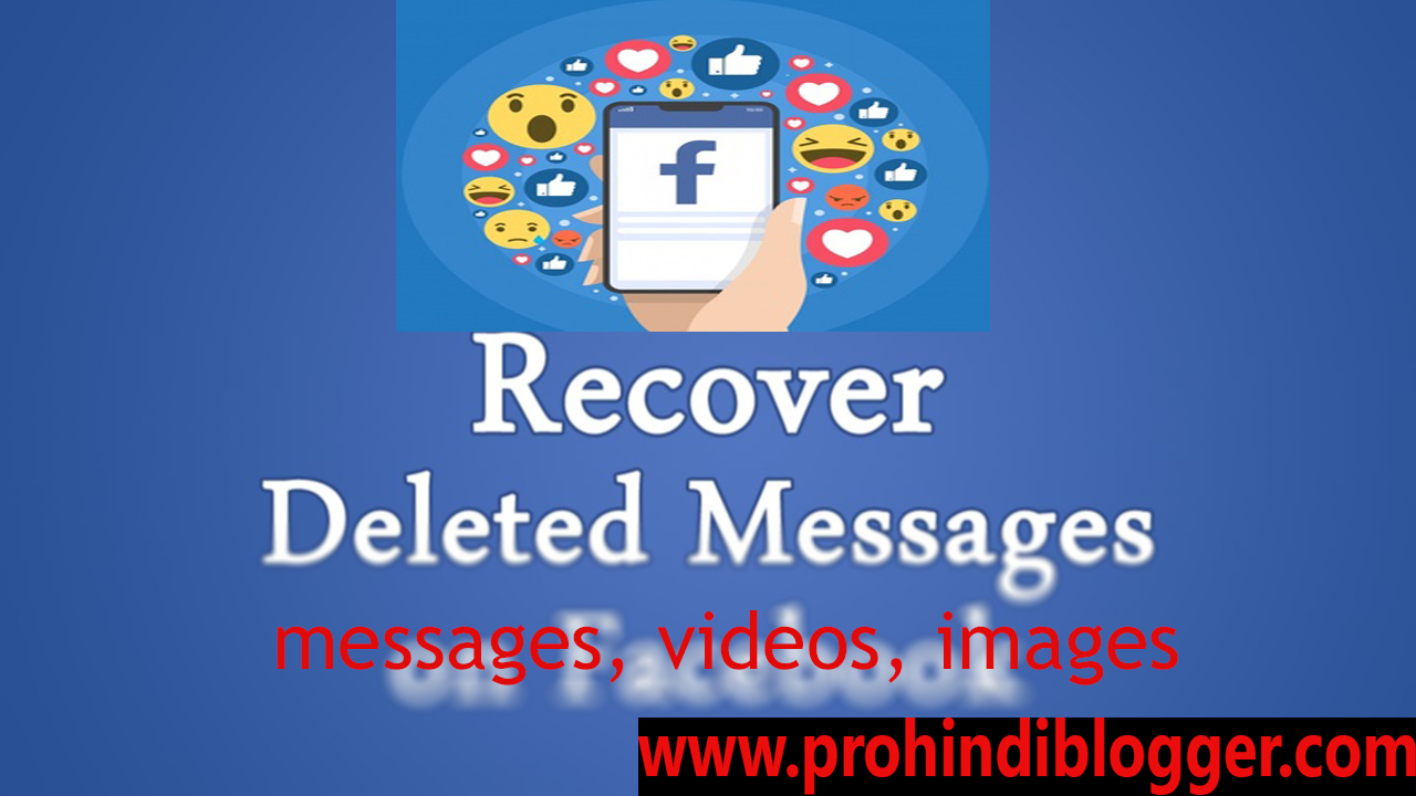 deleted facebook messages