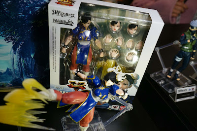 S.H.Figuarts Street Fighter Toy Fair NY 2017 Cammy