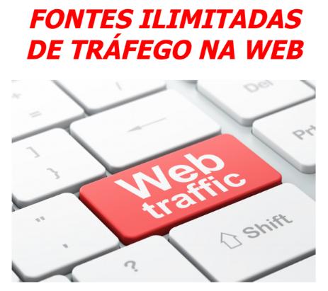 EBOOK: FONTES ILIMITADAS DE TRÁFEGO NA WEB