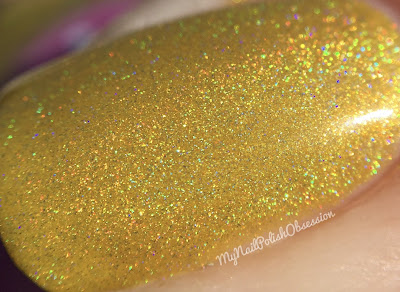 Cupcake Polish; The Olympics Collection  - Row Me To the Gold