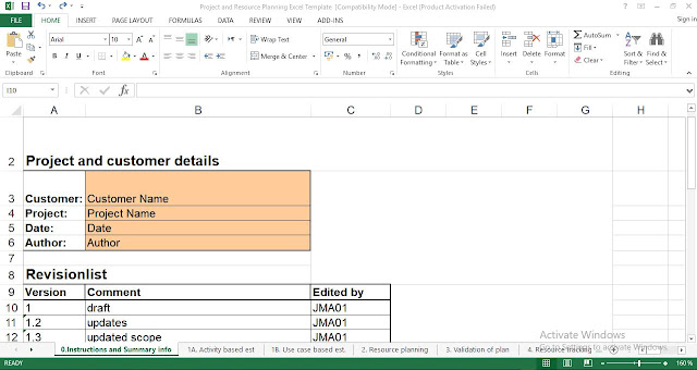 Client Database Template Excel