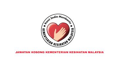 Jawatan Kosong Kementerian Kesihatan Malaysia (KKM) 2019