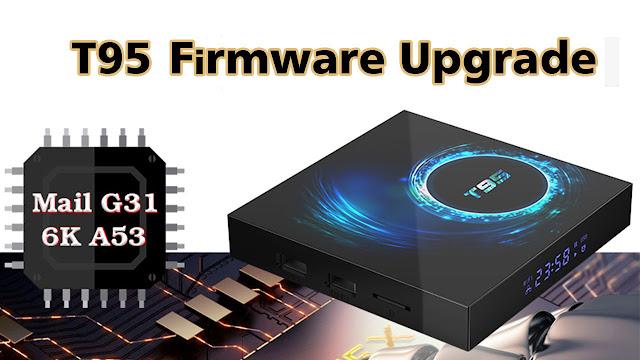 t95 firmware update