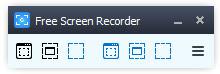 تحميل برنامج Free Screen Video Recorder  لتصوير الشاشة