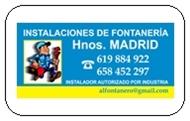 FONTANERÍA HERMANOS MADRID
