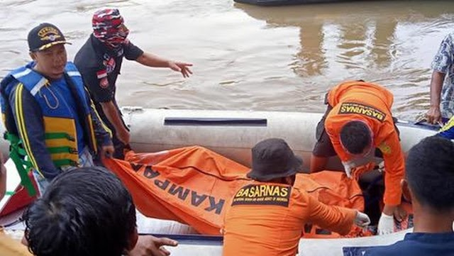 Hindari Penyekatan, 2 Pemudik Ditemukan Tewas Hanyut di Sungai