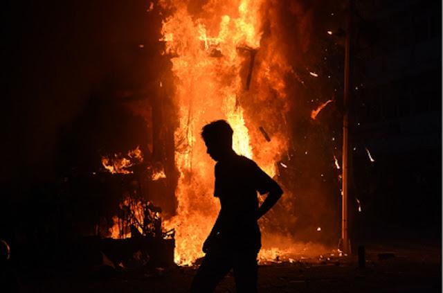 Fakta Baru Terungkap saat Ratusan Pendemo Diperiksa Polisi, 2-3 Minggu Diprediksi Terjadi Hal Buruk