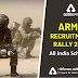 Army Recruitment Rally 2020 All India Schedule: Eligibility and Complete Application Process Here