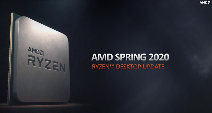 AMD Completes Ryzen 3rd Generation Lineup with Enty-Level Processors, Reveals B550 Chipset