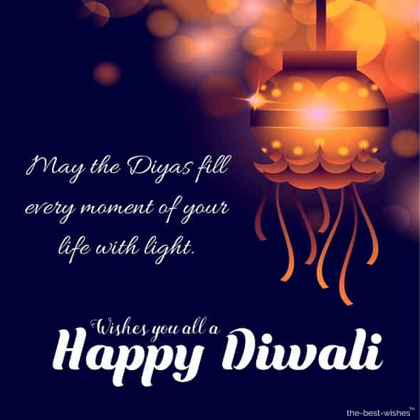 wishing you all a happy diwali