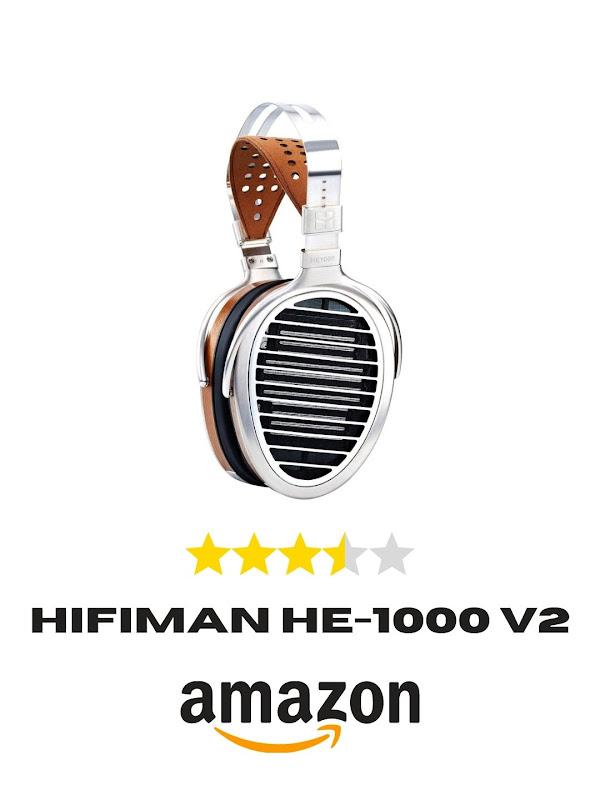 HiFiman HE-1000 V2 Headphones Rating