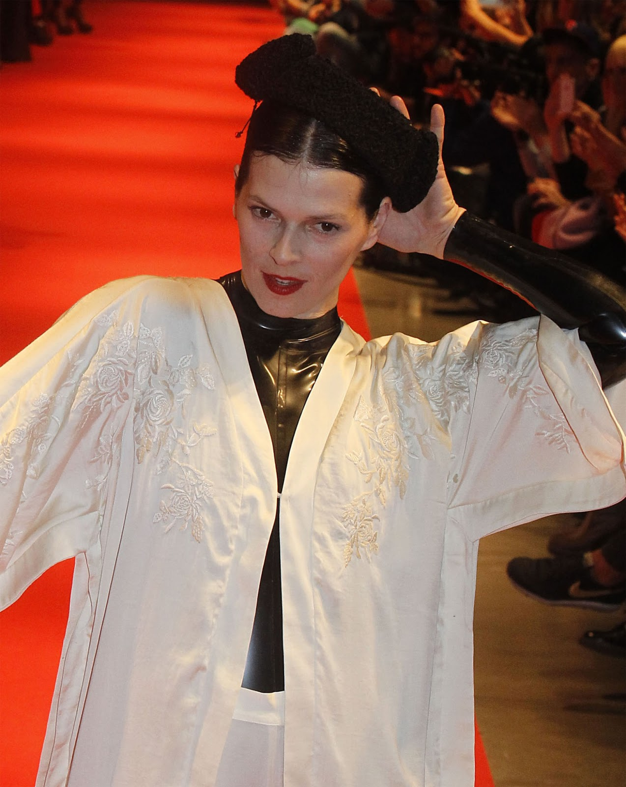 #MBFWM SEGÚN BIMBA BOSÉ Y MAHOU COLLECTION.