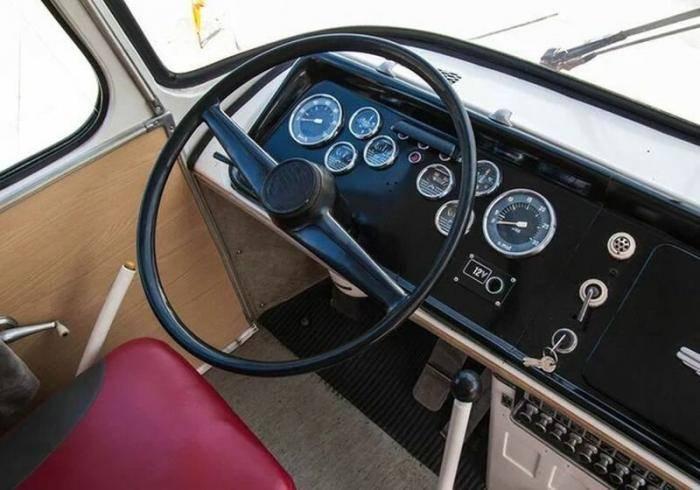 The Retro Bus Ikarus 55   The Hungarian High-Floor coach