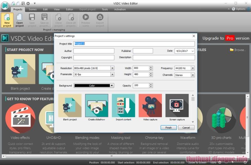 Download VSDC Video Editor Pro 6.3.6.18 Full Crack